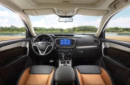 SUV吉利博越和远景综合哪个好?