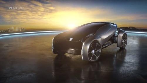 黑科技走进生活  <em>捷豹</em>(<em>Jaguar</em>)发布了FUTURE-TYPE概念车...