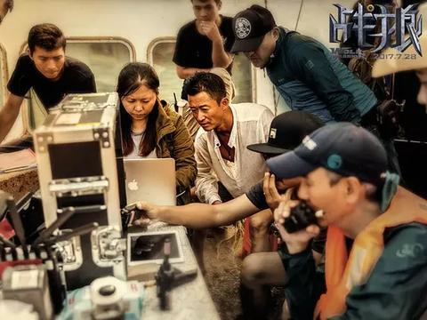 《战狼2》的特效镜头 你都发现了吗