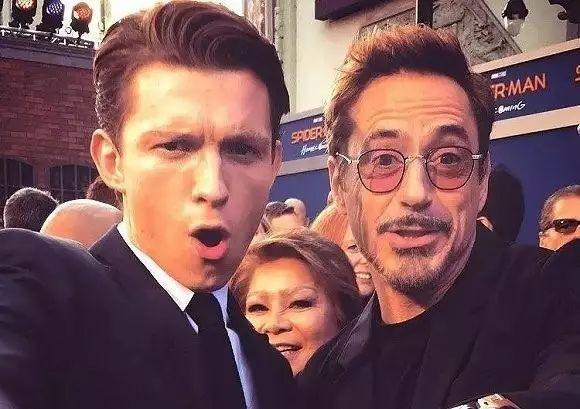 """汤姆·赫兰德——""""史上最可爱的蜘蛛侠"""""""