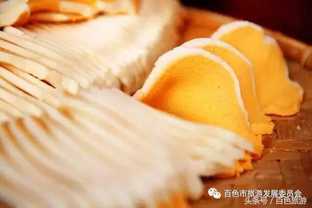 这款金黄酥软,颜值爆表的靖西美食,你值得拥有!