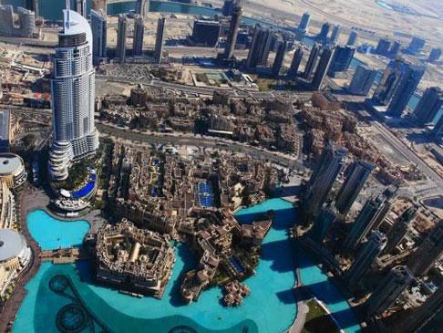 钱多任性!迪拜土豪欲建世界第一个五星级漂浮酒店