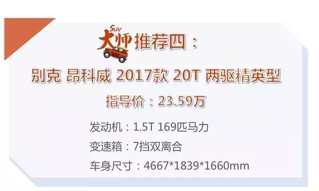 国庆提车!18-25万热门SUV推荐,最高降幅超9万!