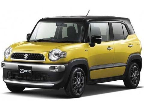 铃木当了多年陪读生,大自主长安要让它红,这款小型SUV是转折点