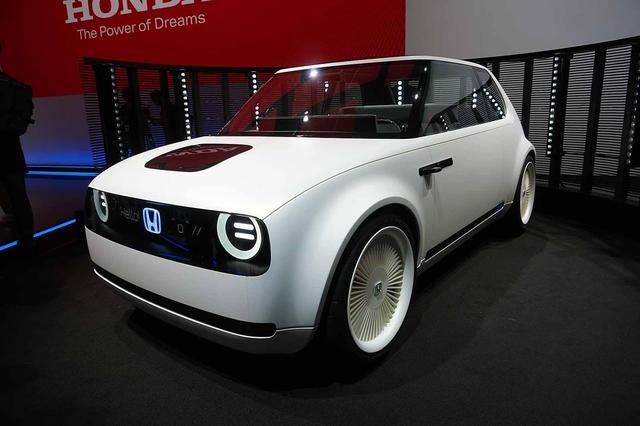 本田这台电动车凭什么抢了奔驰AMG的风头?