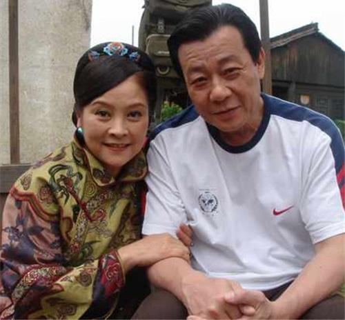 寇世勋和大老婆崔瑶琪