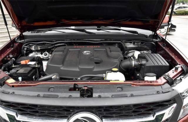 东风全新SUV,后驱大梁,搭载1.9T动力,比哈弗H9强,才卖11万