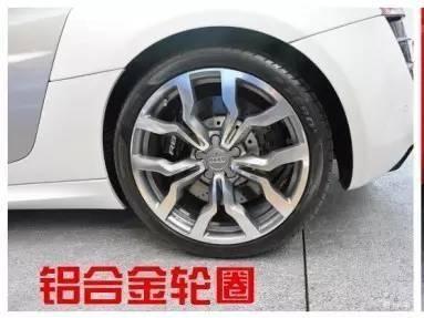 带你解读汽车参数配置表——<em>铝合金轮圈</em>和铁制<em>轮圈</em>哪个好