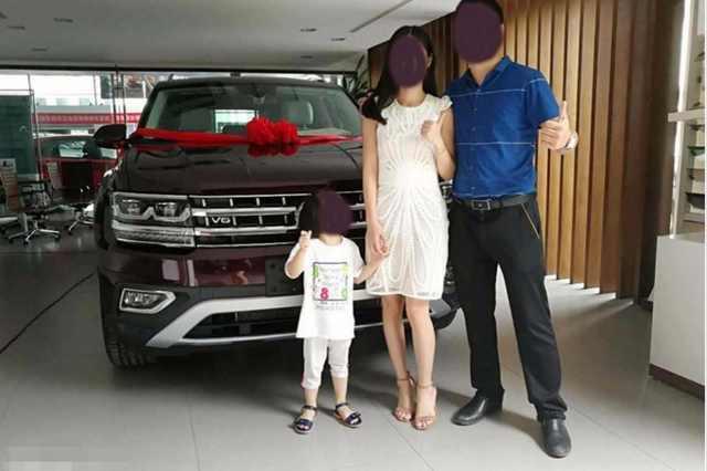 带着媳妇提大众途昂,55万的旗舰越野车,朋友说车子不如丰田