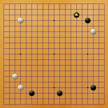 白石勇一评AlphaGo自战对局 第1局