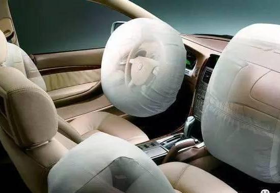 汽车的<em>安全气囊</em>究竟是如何工作的?