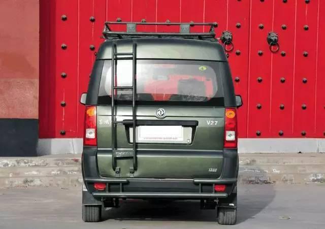 国内仅存的四驱面包车!越野性超过很多SUV,被人称为小悍马!
