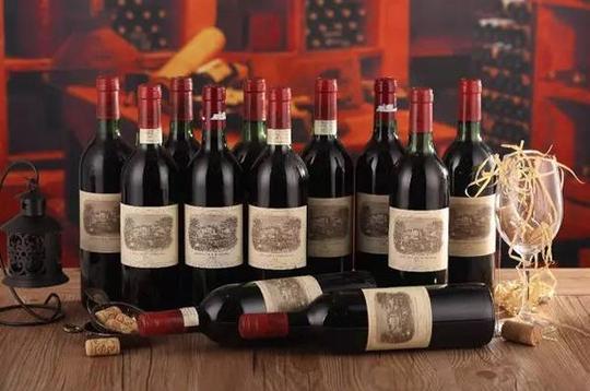 1982 年产了多少拉菲,怎么到现在还没喝完?