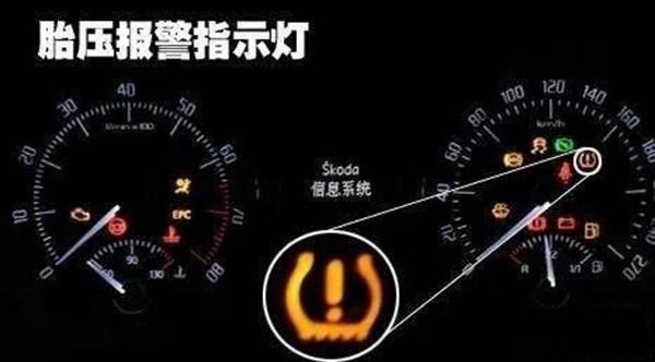 汽车这几个灯亮起,千万别再开了,真的很危险!