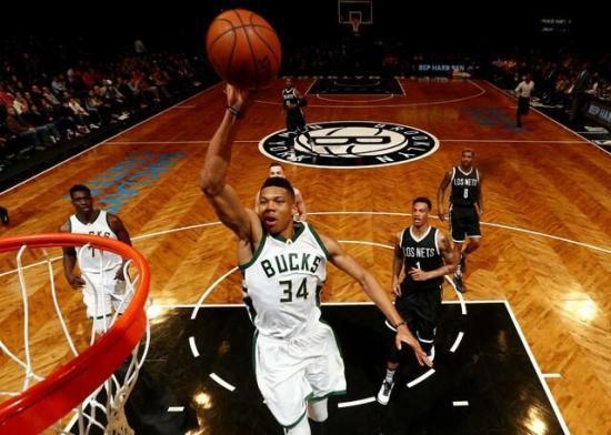 NBA现役攻防最强球星!杜兰特屈居第二,字母哥未来统治联盟