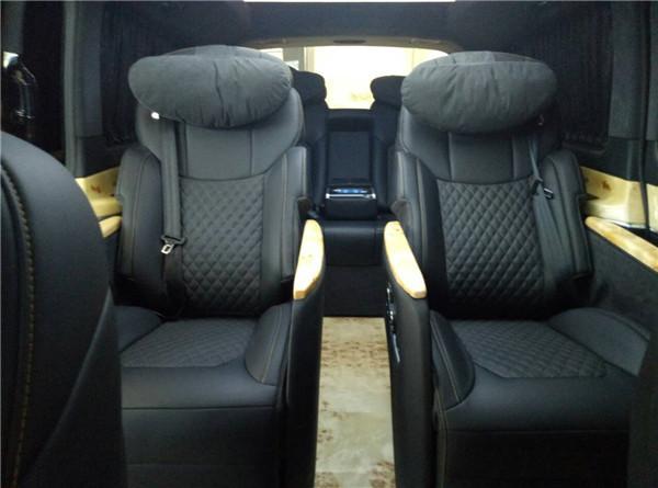 2018款奔驰V 260 L臻藏版航空座椅星光顶天津港专卖