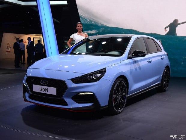 途胜N/KONA N 现代将打造高性能SUV车型