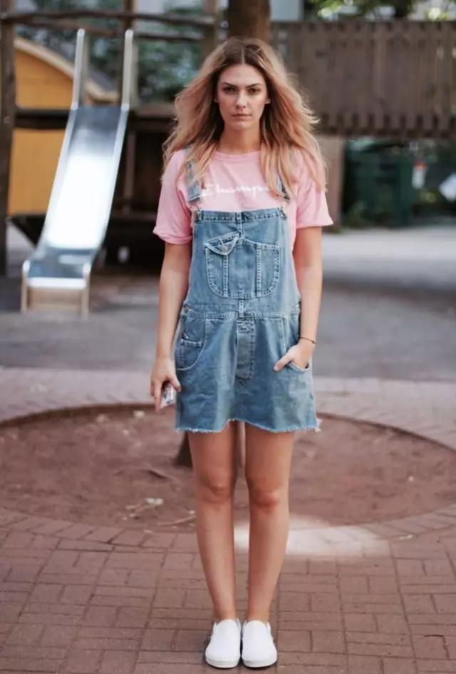 如何穿成一枚不幼稚、有气质的小姐姐?