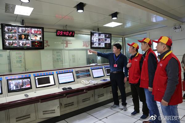 涡阳:服务客户安全用电