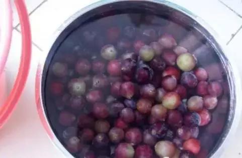 """葡萄要这样洗,否则就是""""吃灰""""!"""