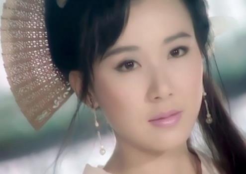 早年最美古装女排名: 林青霞第五 赵雅芝第八 她最美一点不过分