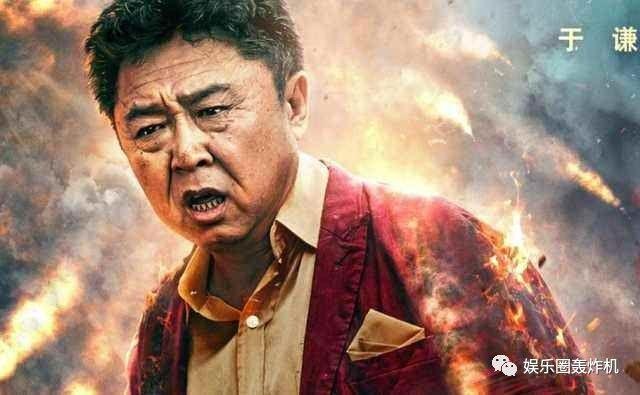《战狼2》里和吴京关系最好的不是卢靖姗而是他
