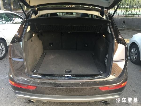 中型豪华SUV的舒适专享,深度试驾2017款奥迪Q5