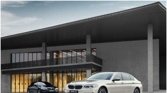 全新BMW 5系Li引领智能互联未来