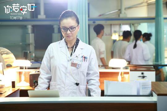保剑锋和孙茜,医生与病人,一部电影能让人记住的两个人物