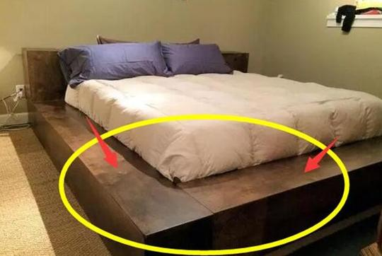 它比床更貌美,比飘窗更适合收纳!但我一点儿也不鼓励你装