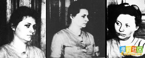 2战德国罪大恶极的女纳粹战犯:酷好杀害美女的美女