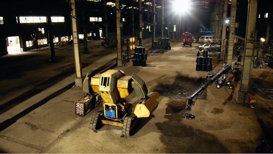 美日机器人大战今日正式开打!