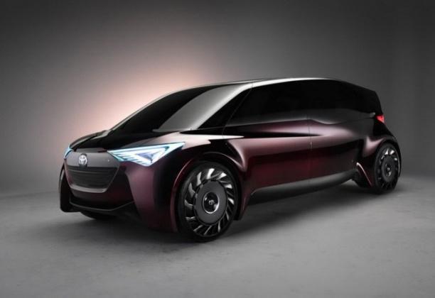 丰田Fine-Comfort Ride东京车展亮相,诠释豪华轿车新未来!