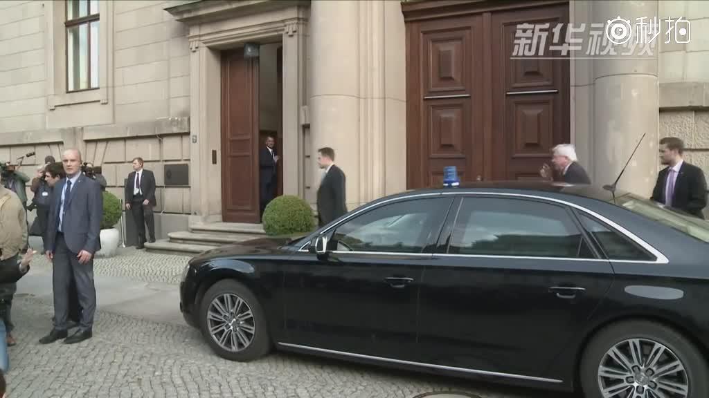 德国新政府组阁谈判开始