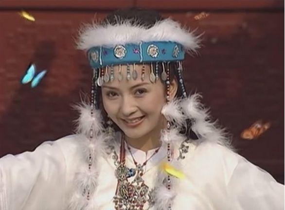 《还珠格格》捧红了赵薇林心如范冰冰等一群女星,而刘丹饰演的香妃图片