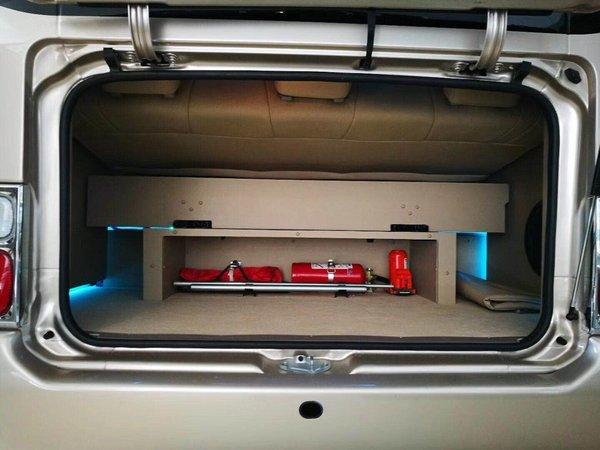 考斯特改装房车豪华版 丰田考斯特旅居房车
