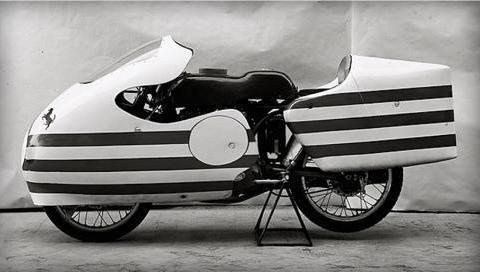 杜卡迪历史上的5辆经典摩托车