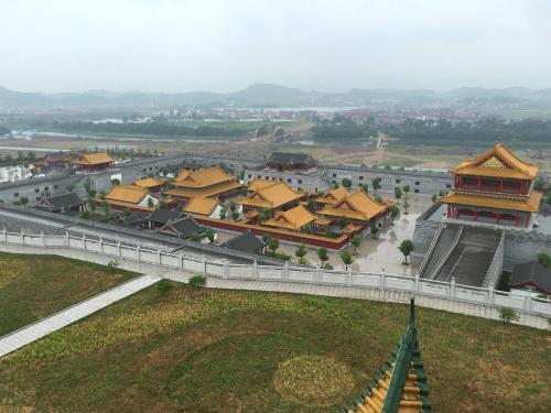 """浙江300亿克隆""""圆明园""""不见一点瑕疵,已全面开放"""