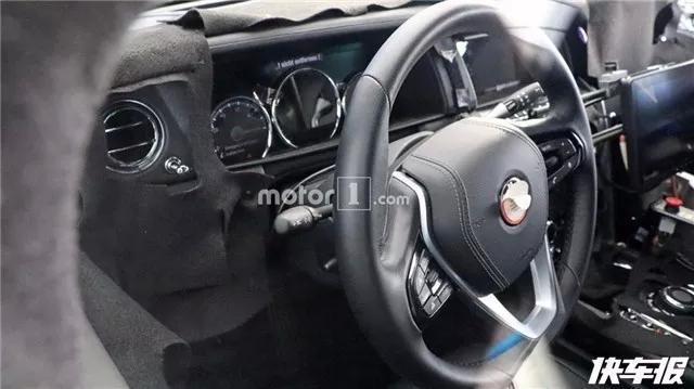 世界上最贵的SUV,它的内饰长什么样?