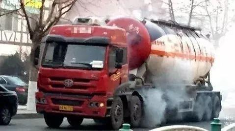 11月1日起严查超标排放柴油货车