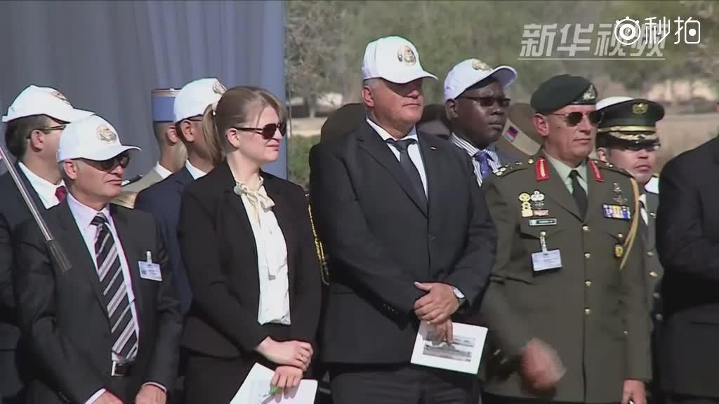 铭记!埃及举行二战阿拉曼战役胜利75周年纪念仪式