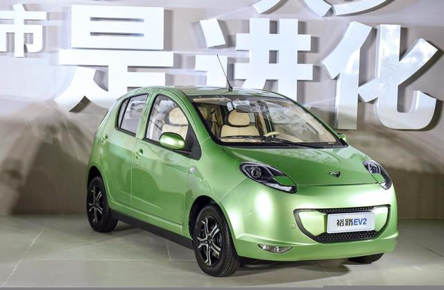 东风裕隆也出纯电动车,长相似曾相识,12万元你会买吗?