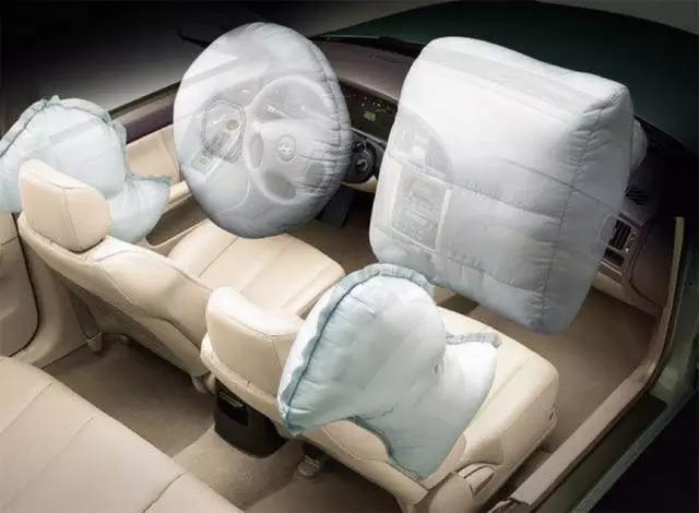 曝光!这些国外标配的安全配置,当心你的车上没有!