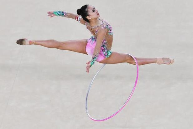 她是韩国最美体操女神,曾表白宁泽涛被无视,退役后身材发福