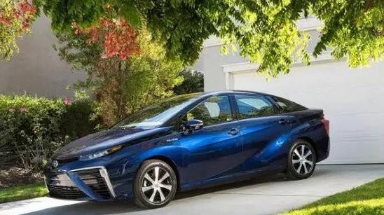 氢燃料电池汽车会是下一个风口吗?