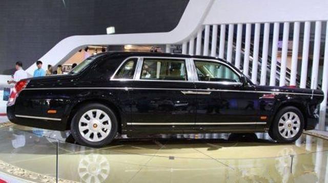 国产最贵轿车,全铝车身,纯手工打造,已绝产你再