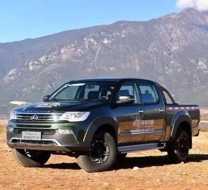 猎豹CT7汽油版正式上市,售价7.98-8.88万元