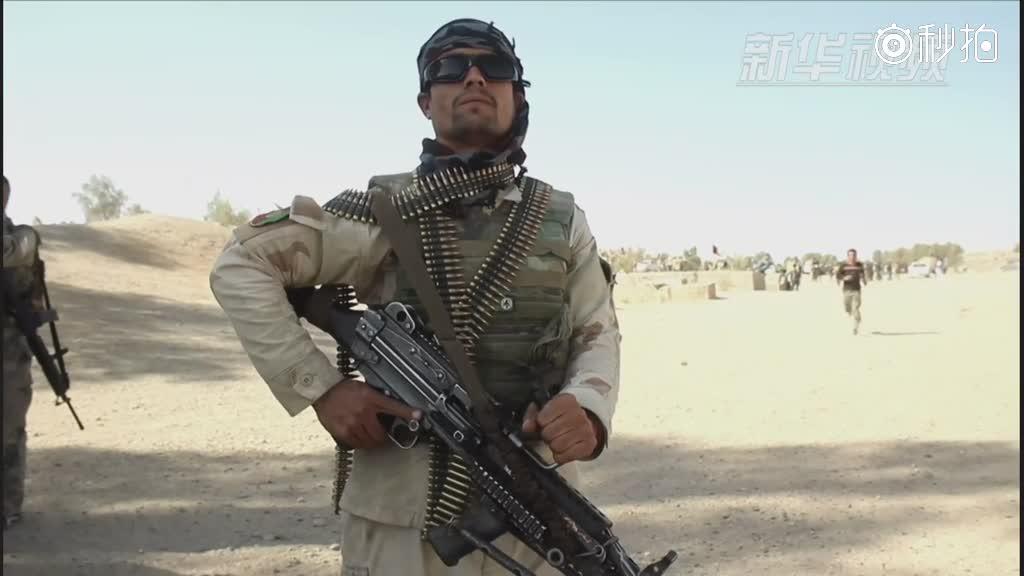 阿富汗政府军打死13名塔利班武装分子