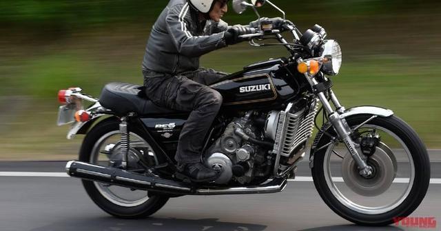 日本转子引擎摩托车铃木RE-5A