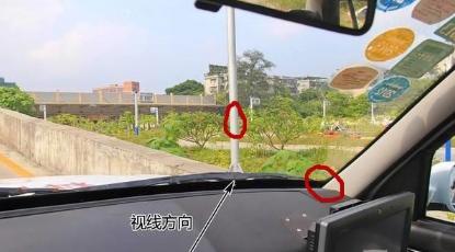 科目二坡道定点停车怎么看点图片